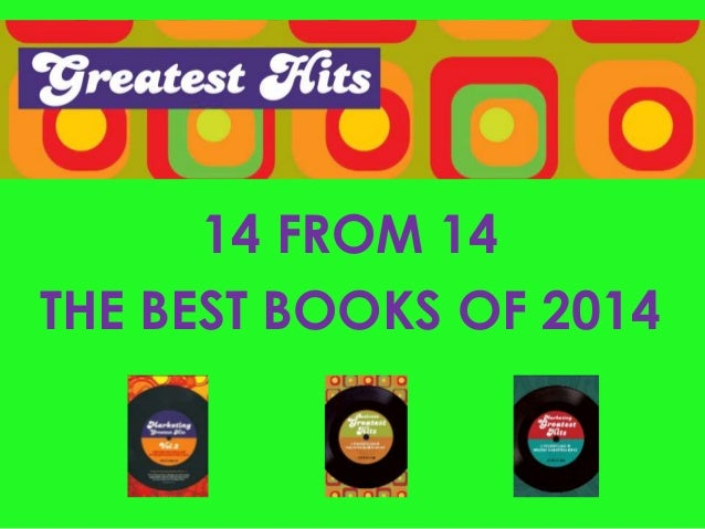 14 FROM 14  THE BEST BOOKS OF 2014