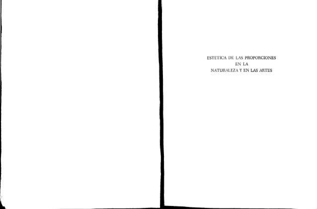 Ghyka, matila c.   estética de las proporciones en la natura Slide 3