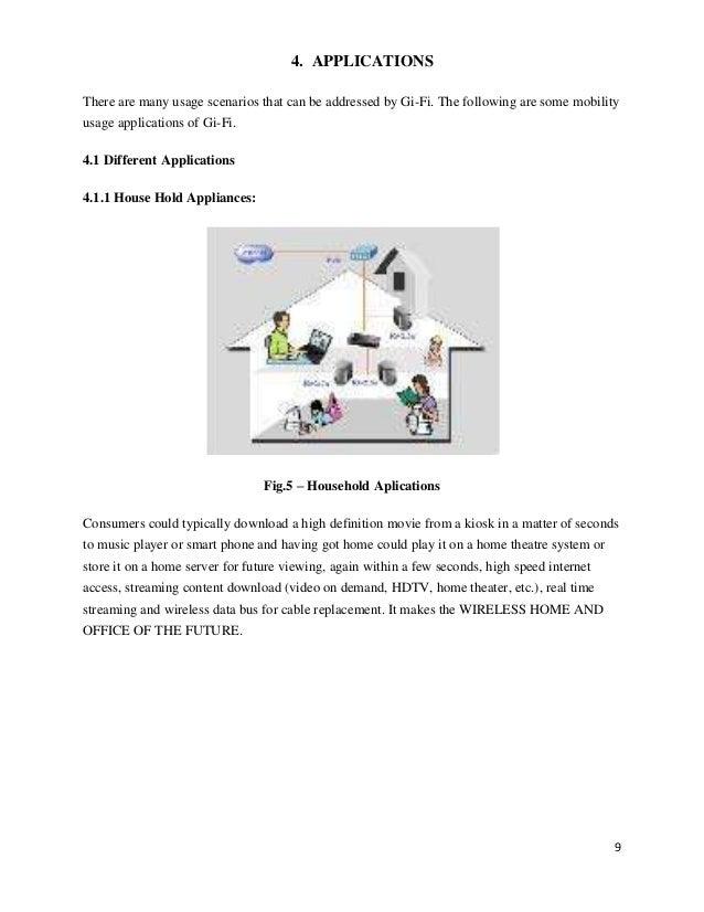 seminar on gi fi Gi-fi seminar topics,gi fi pdf, seminar report on gi fi pdf, gi fi ppt, seminar report on gi fi ppt, seminar topics for gi fi, abstracts, free reports, ppt, presentation, documentation, pdf and doc downloads for information technology/it students.