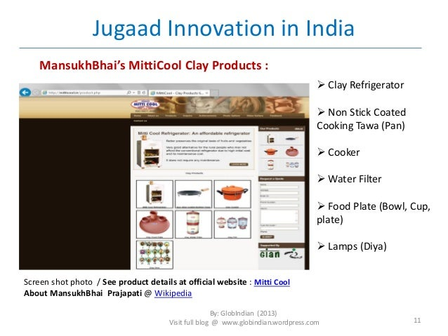 frugal innovation in india To 'market its distinctive expertise in frugal innovation to the world' and  cent  celebrated report on india's potential for frugal innovation made.