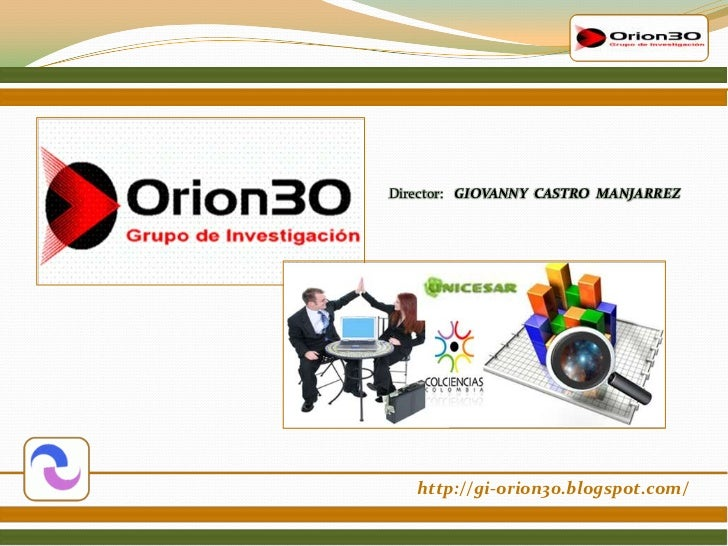 Director:   GIOVANNY  CASTRO  MANJARREZ<br />http://gi-orion30.blogspot.com/<br />