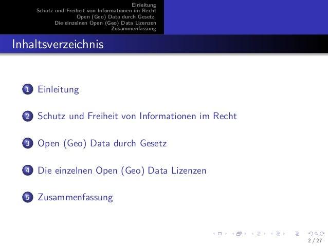 GI2014 ppt zscheile zscheile_freie_lizenzierung_von_geodaten_praesentation Slide 2