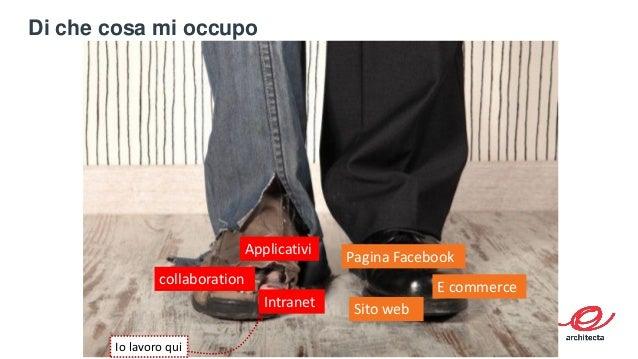 Progettare per le comunità aziendali Slide 2