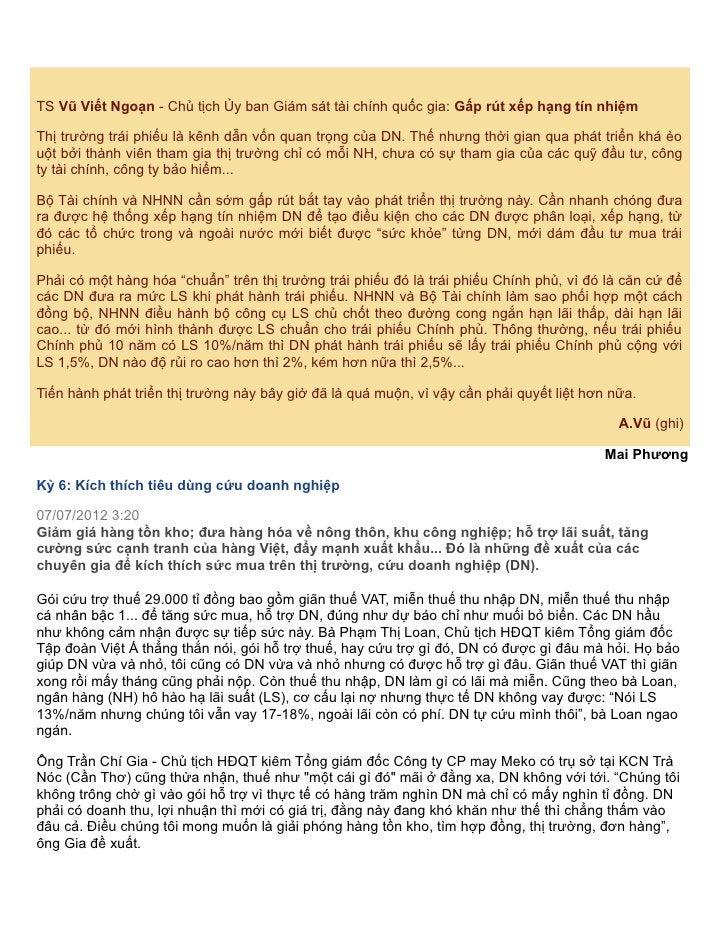 TS Vũ Viết Ngoạn - Chủ tịch Ủy ban Giám sát tài chính quốc gia: Gấp rút xếp hạng tín nhiệmThị trường trái phiếu là kênh dẫ...