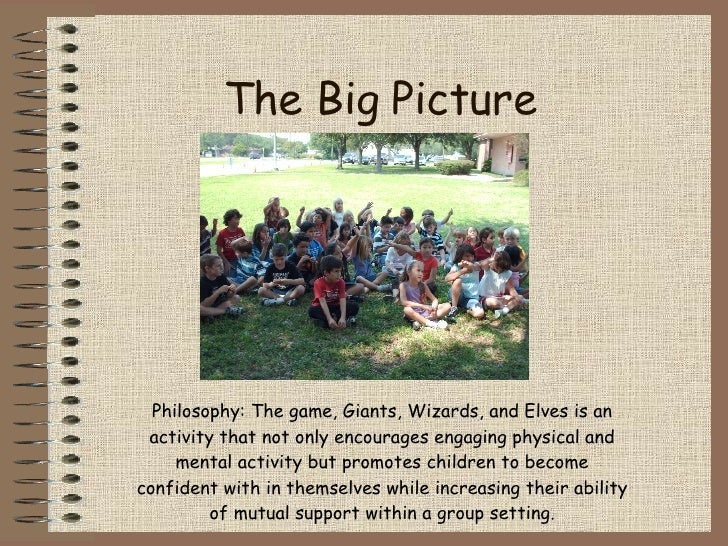 Giants Elves Wizards Team Ppt Slide 2