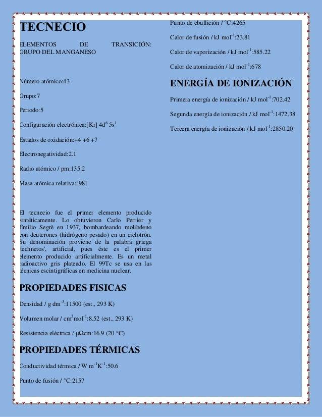 Gia numero 3 de ciencias naturales tabla periodica 44 rutenio elementos urtaz Images