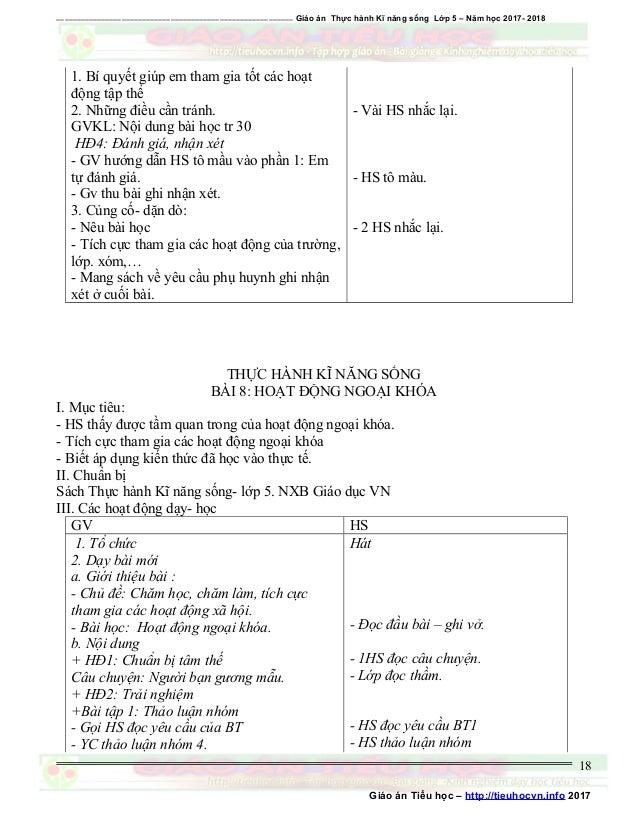 life skills lesson plans pdf