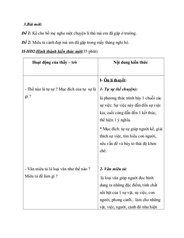 Giáo án môn Ngữ Văn lớp 7 cả năm