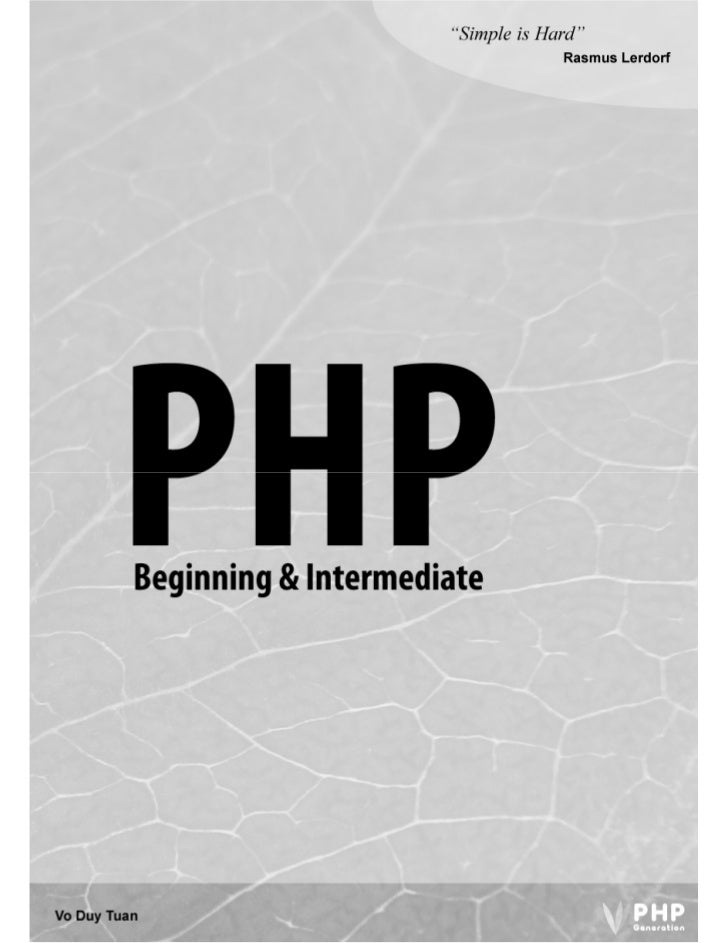 Enjoy PHPing!                 PHP Beginner & Intermediate          ATHENA TRAINING & EDUCATION CENTER                     ...