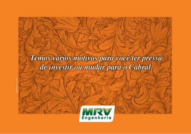 MRV Folder Giardino di pisa | Contagem - MG