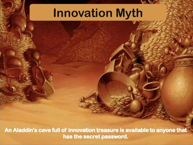 Innovation Innovation is a Smurf word