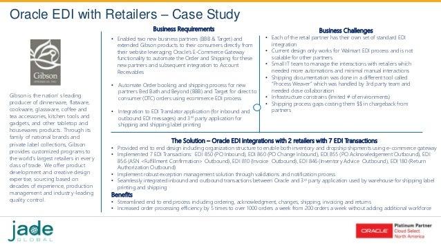 EDI 834 Case Study - Rapid Integration No Problem for ...