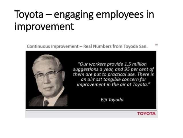 innovation and continuity at toyota Free knowledge, concepts and ideas about marketing management and marketing strategy, innovation strategy at toyota toyota innovation strategy.