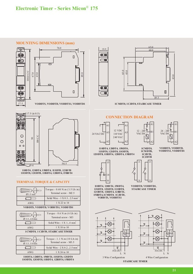 Nhp Star Delta Wiring Diagram : Staircase timer wiring diagram gallery
