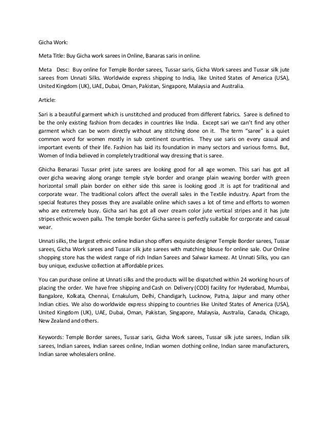 Gicha Work: Meta Title: Buy Gicha work sarees in Online, Banaras saris in online. Meta Desc: Buy online for Temple Border ...