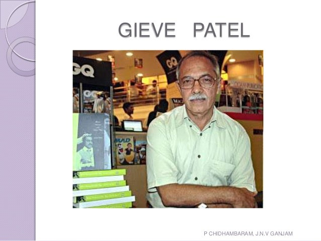On Killing A Tree - Poem by Gieve Patel