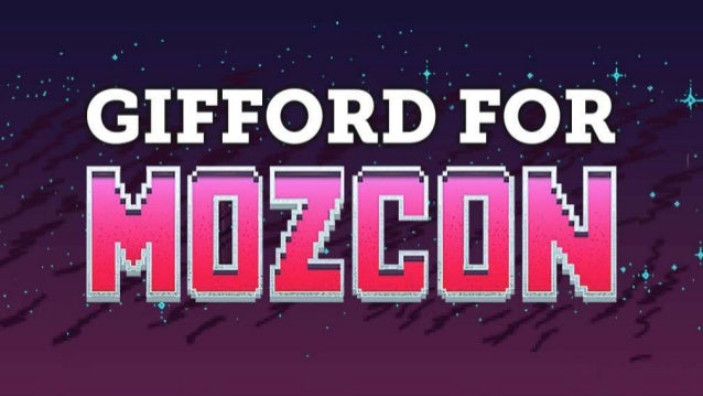 Gifford for MozCon
