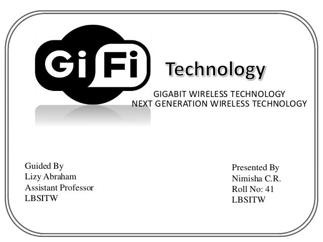 The impact of wireless fidelity on students' academic performance in a developing economy