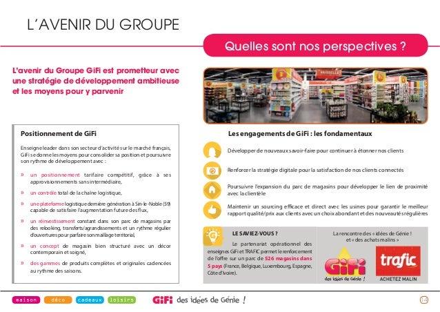 Gifi Presentation Du Groupe 2016 2017
