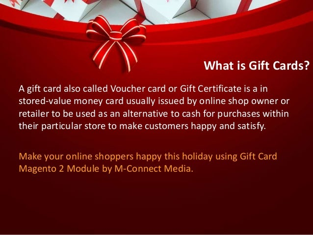 Holiday Sales and Gift Card Statistics that eCommerce Merchants Shoul…