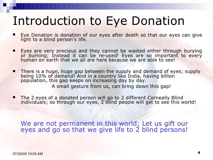 eye gift is actually finest monetary gift essay