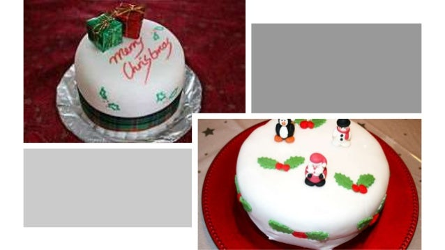 Merry Christmas Cakes | Christmas Cake Delivery Slide 2