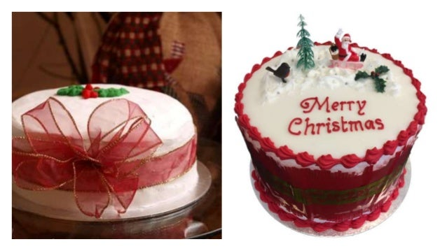 Merry Christmas Cakes | Christmas Cake Delivery Slide 3