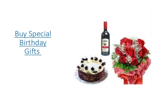 Send Special Birthday Combo 4 Buy