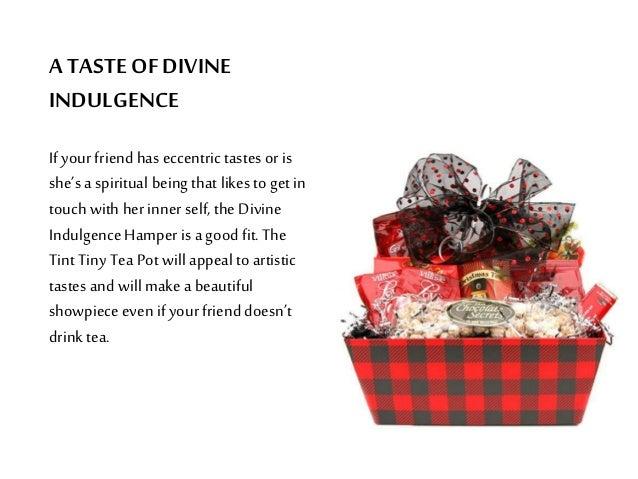3.  sc 1 st  SlideShare & Gift Baskets for That Fussy Friend
