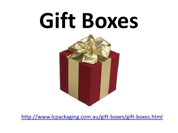 Gift Boxeshttp://www.lcpackaging.com.au/gift-boxes/gift-boxes.html