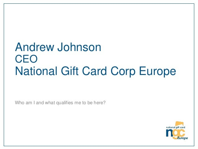 Gift Cards, Vouchers and Digital Gift Cards: UK and USA trendsetters