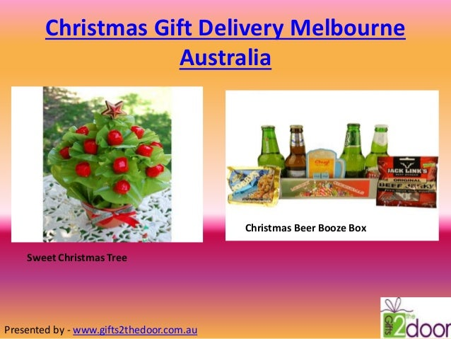 Christmas Tree Delivery Melbourne