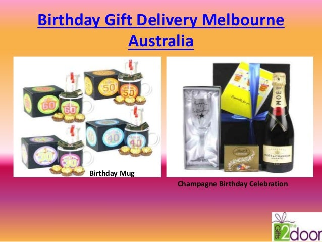 Birthday Gift Delivery Melbourne