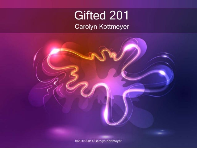 Gifted Ld Misdiagnosed And Misunderstood >> Gifted 201 A Sampler Of Advanced Topics In Giftedness