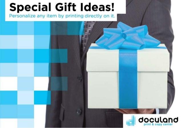 Doculand Gift ideas