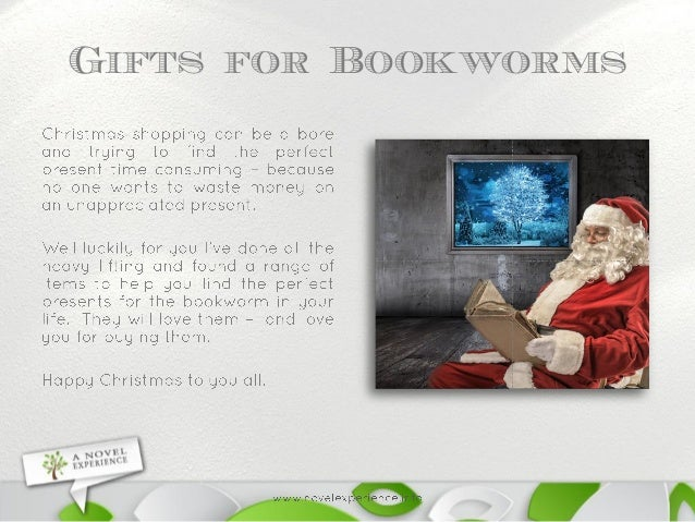 gift ideas for readers and bookworms