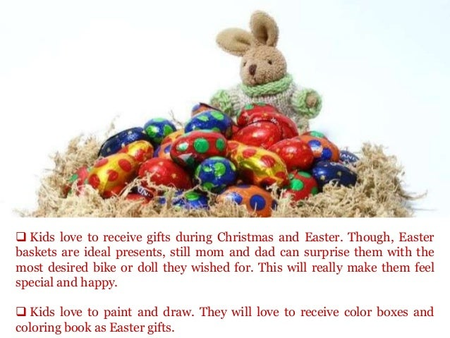 Gift ideas for easter 3 those who are planning to present their parents in easter negle Image collections