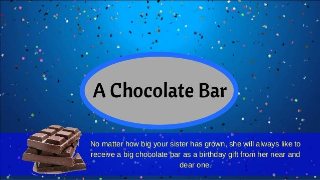 Gift Ideas For Sisters 21st Birthday 2