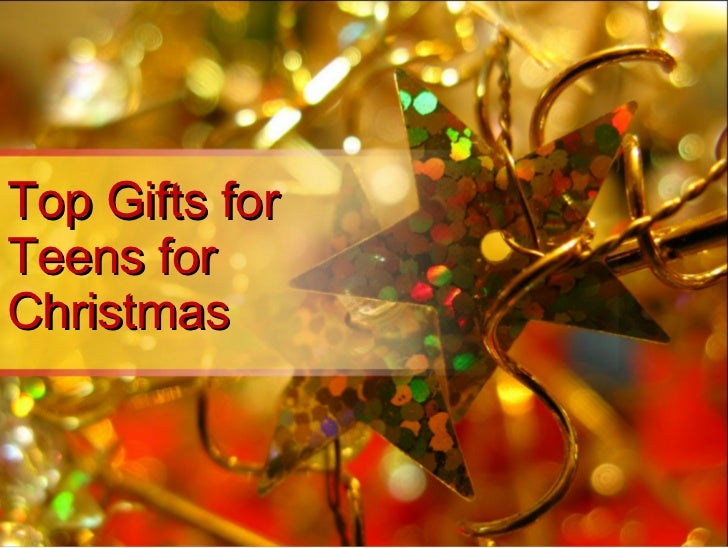 Top Gifts for Teens for Christmas
