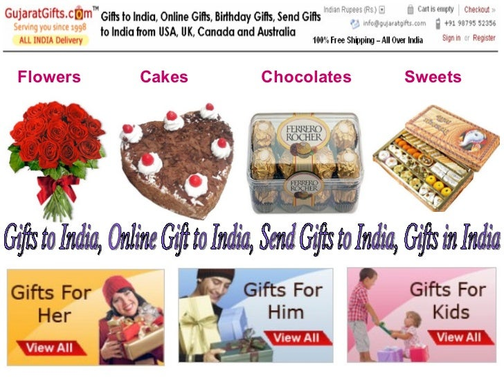 Sending Gifts To India From Usa Online Lamoureph Blog