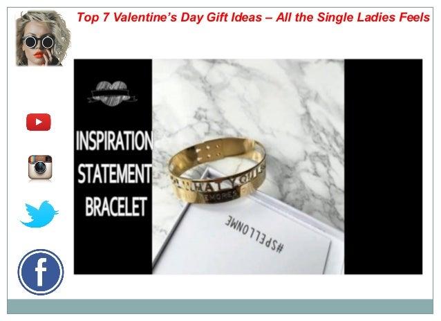 Gifts & Valentine's Gift Ideas Slide 2