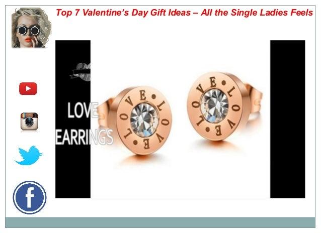Gifts & Valentine's Gift Ideas Slide 3