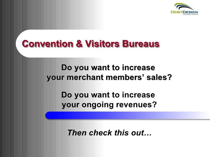 Do you want to increase  your merchant members' sales? Do you want to increase  your ongoing revenues? Then check this out…