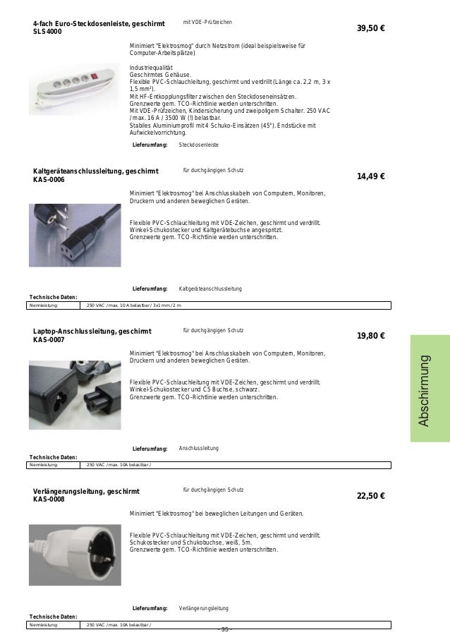 Gigahertz solutions catalog 2010 - 2011