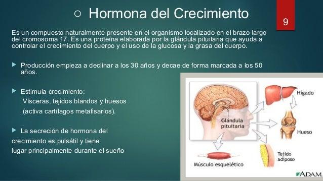 EXCESO DE HORMONAS DE CRECIMIENTO:Gigantismo-acromegalia