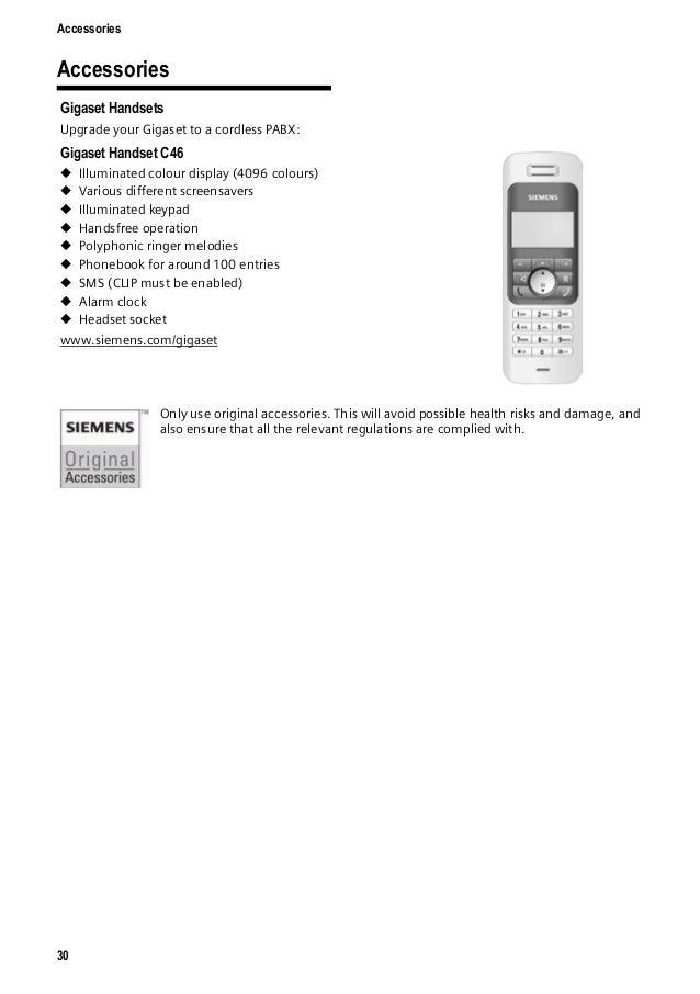 Gigaset C450 User Guide