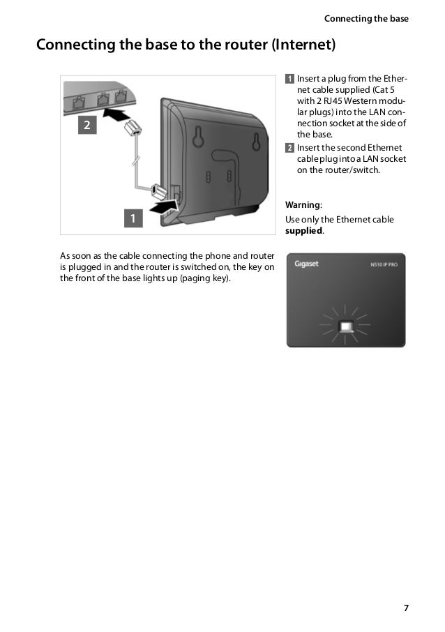 gigaset n510 ip pro manual