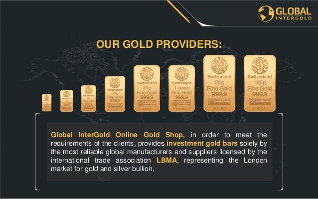 Global Intergold About Company