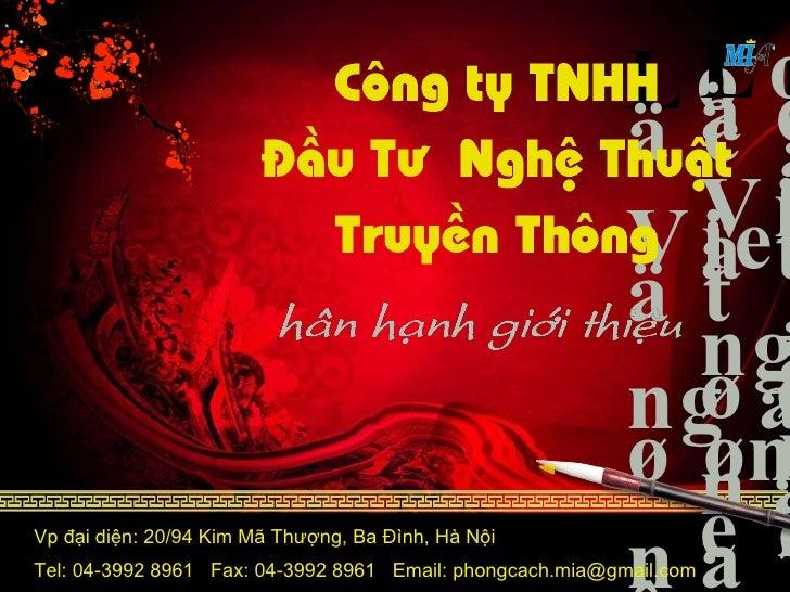 L oäc Vieät n gaø øn   naêm L oäc Vieät n gaø øn   naêm L oäc Vieät n gaø øn   naêm Vp đại diện: 20/94 Kim Mã Thượng, Ba Đ...