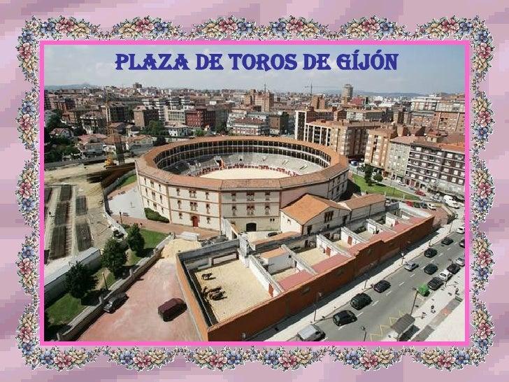 Plaza de toros de gíjón